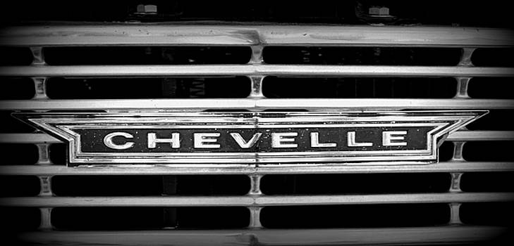 Chevelle Grille by Laurie Perry