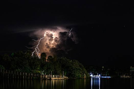 Lightning by Christopher Perez