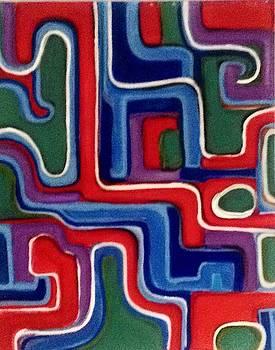 Geometric Shapes by Kathy Othon