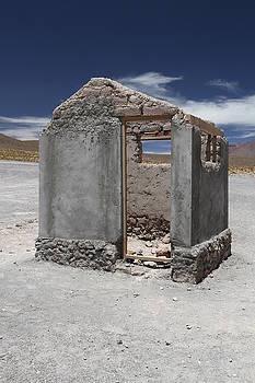 Potosi Bolivia by Kurt Williams