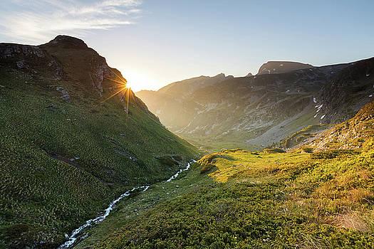 Rila Mountain by Evgeni Dinev