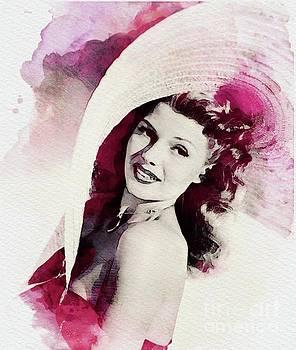 John Springfield - Rita Hayworth, Vintage Actress
