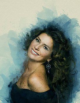 Shania Twain by Best Actors