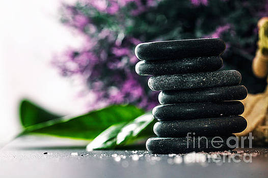 Spa natural concept by Mythja Photography
