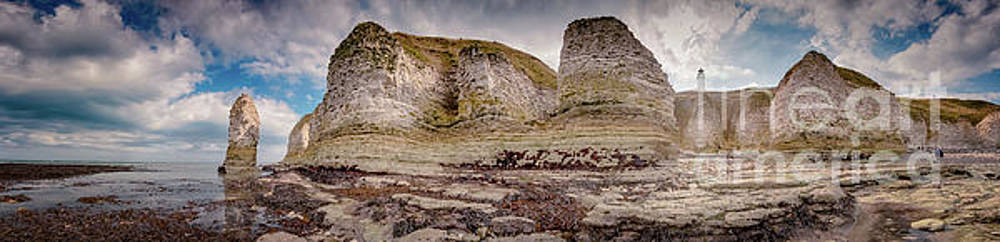 Mariusz Talarek - Stack and chalk cliff