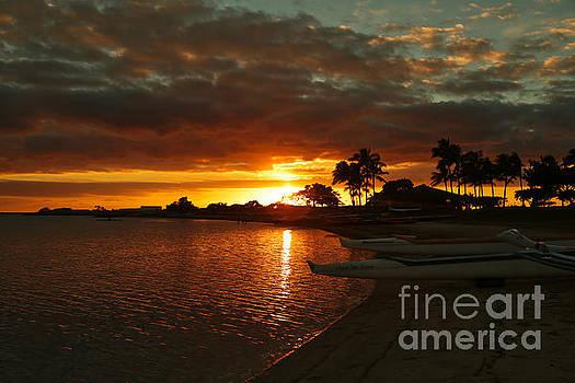 Sunset by Byron Fair