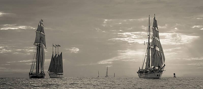 Cliff Wassmann - Tall Ship Parade