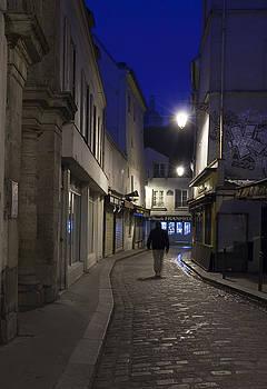Twilight walks in Paris by Arabesque Saraswathi