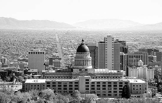 Ely Arsha - Utah State Capital