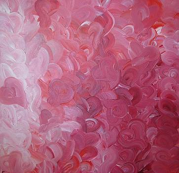 50 Shades of Pink by Suzanne Buckland