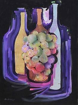 The Vineyard by Stan  Sternbach
