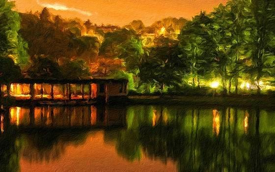 Landscape Color by Malinda Spaulding