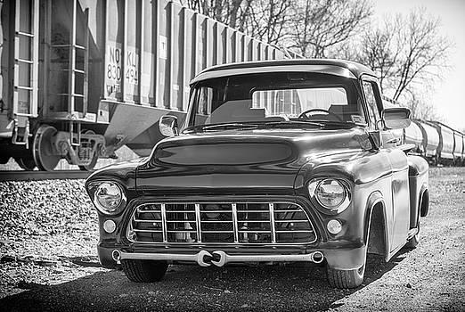56 Chevy Truck by Guy Whiteley
