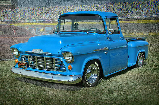 '56 Chevy Truck by Victor Montgomery
