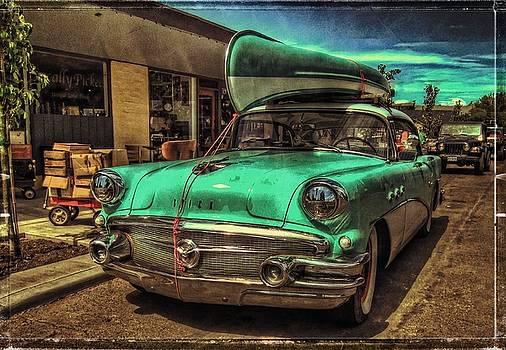 Thom Zehrfeld - 57 Buick - Just Coolin