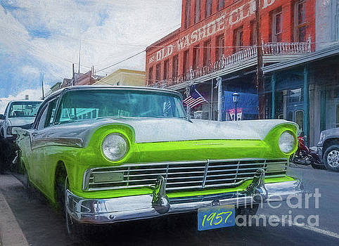 57 Ford Fairland by Mellissa Ray