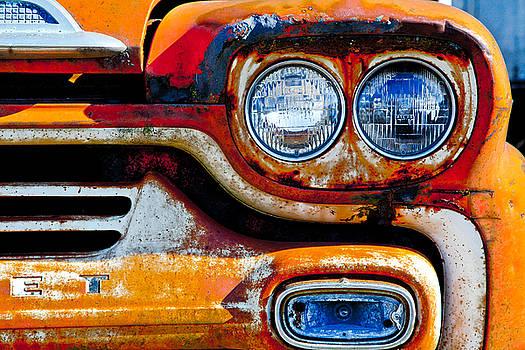 58 Chevy Truck by Allen Ahner