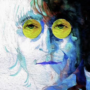 59 John Lennon by Nixo by Nicholas Nixo
