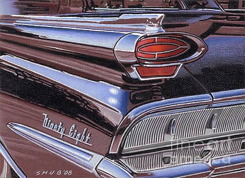 '59 Oldsmobile by Stephen Shub