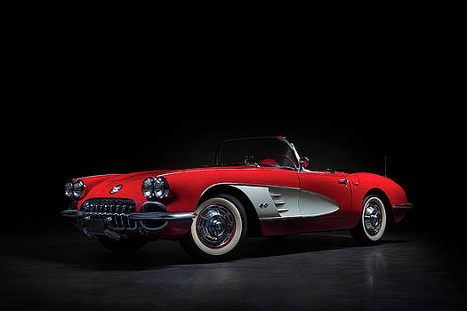 59 Vette by Douglas Pittman
