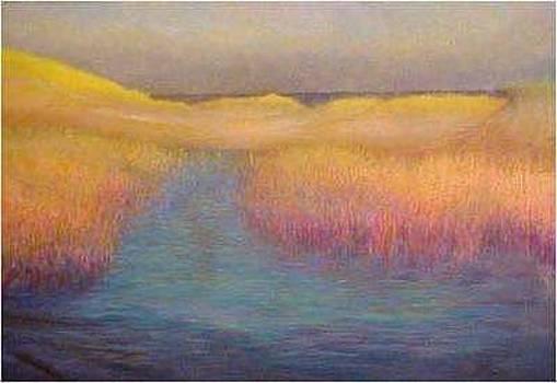 5AM Marsh by Brian Higgins