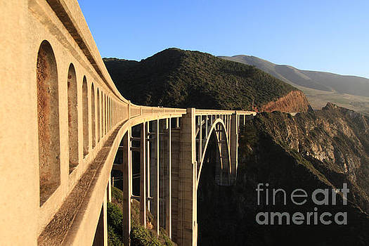 California Views Mr Pat Hathaway Archives - Bixby Creek Bridge Big Sur photo by Pat Hathaway in 2011