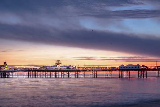 Brighton Pier by Marius Comanescu