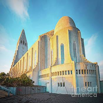 Svetlana Sewell - Church