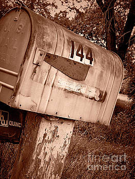 Grandma's Mailbox by Jenness Asby