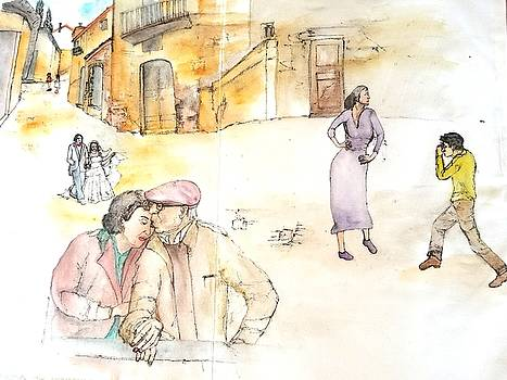 Italy Life Love And Linguini Album by Debbi Saccomanno Chan