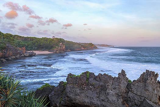 Kukup Beach - Java by Joana Kruse