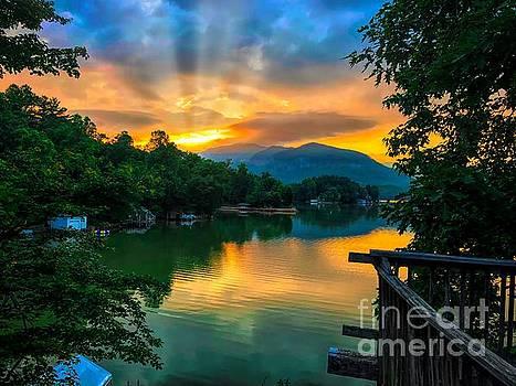 Lake Lure by Buddy Morrison