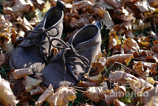 Little Boy Boots by Birgit Tyrrell