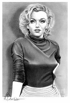 Marilyn Monroe by Murphy Elliott