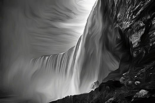 Niagara Falls by Andre Faubert