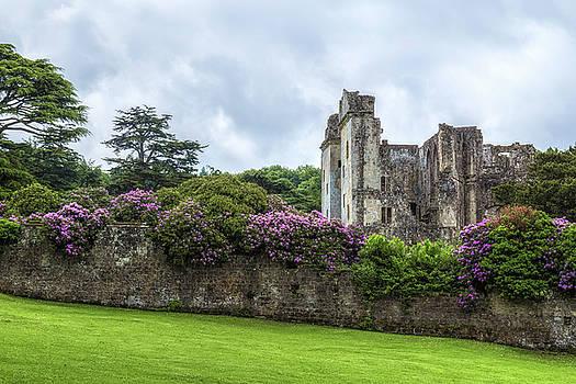 Old Wardour Castle - England by Joana Kruse