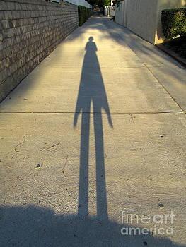 6 PM Shadow by Madeleine Prochazka