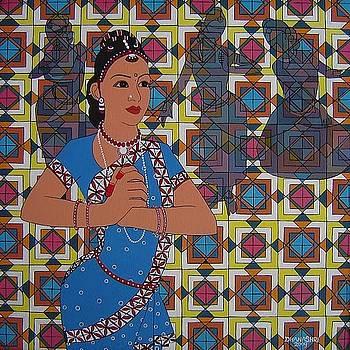 Rythem Of Dance by Dhanashri Pendse