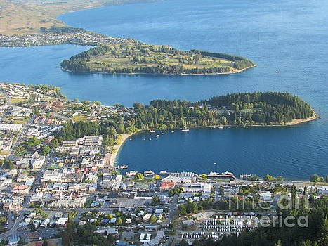 South Island New Zealand by Joyce Woodhouse