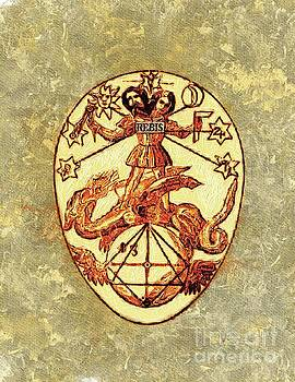 Pierre Blanchard - Symbols of the Occult