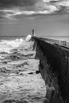 David Pringle - Tynemouth Pier