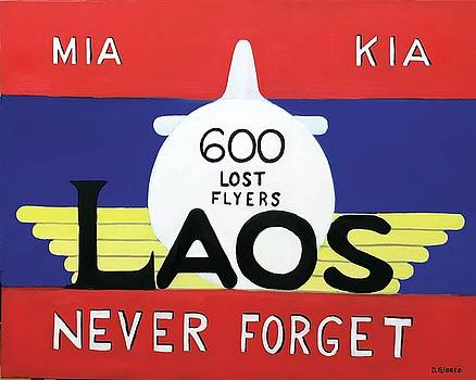 600 Lost Flyers by Dean Glorso