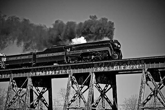 611 in Black and White - Altavista by Matt Plyler