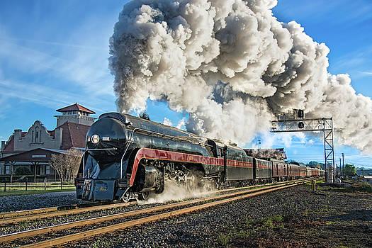 611 in Salisbury - Trains and Railroads by Matt Plyler