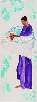 Guardian Angel by TH Gomillion