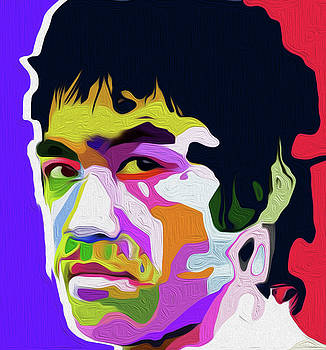 62 Bruce Lee by Nixo by Nicholas Nixo