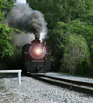 630 Steam by Pat Turner