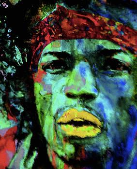 64 Hendrix by Nixo by Nicholas Nixo