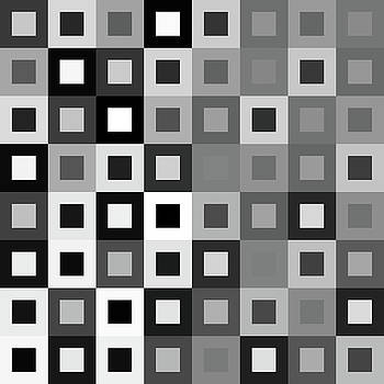 64 Shades of Grey - 1 - Has Small Black by Ron Brown