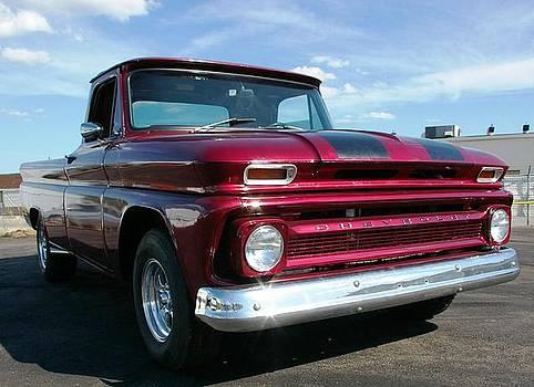 65 Chevy Pickup by Randy Sherman